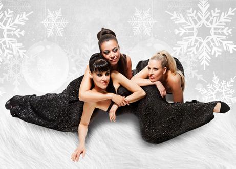 Soprantrion Divine: Caroline Gentele, Jacqueline Miura och Gabriella Lambert-Olsson