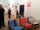 Karin Larsson har skapat dessa sittmöbler, som fortfarande är aktuella.