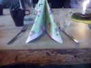 Bordet var stabilt, som synes!