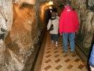 Kaklade gångar i utsprängda gångar!!