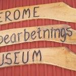 ...Derome träbearbetningsmuseum.