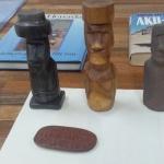 Modeller av stenstoderna....