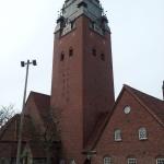 Masthuggskyrkan, en ståtlig syn.