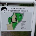 Översikt av Birgit Nilssons museum.