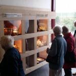 Laholm: Keramikutställning