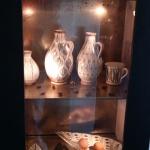 Keramikutställning.
