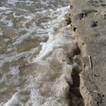 Vattnet flyttar sanden!