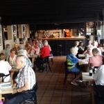 Middag på Restaurang Folden i Skagen.