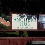 Anchers hus var ett av....