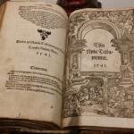 en bibel från 1500-talet,