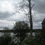 Utsikt över Simsjön...