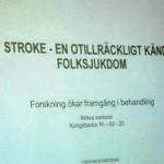 ... Senior Professor Christian Blomstrand ....