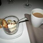 Kaffe och dessert!