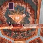 Takmålningarna utfördes 1804.