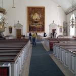 Långasjö kyrka från 1780-talet.