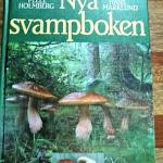 Om man ska plocka svamp, glöm inte boken!!!