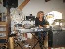 Musikaliteten tillhör Lenas konstnärliga ådra!