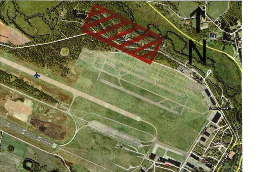 OBS!!!!!!!!       Restriktions-område i samband med FLYnRIDE 14/9!!! UNDVIK ÖVERFLYGNING!!!!!
