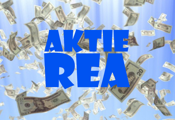 Aktie rea in the air
