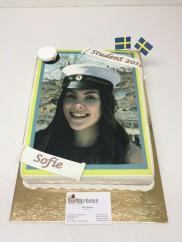 Studenttårta (Plackat) Nr. 14