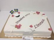 Studenttårta Nr. 18