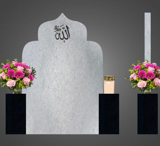 Islamisk gravsten - Modell I1