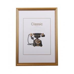 Classic Guld Fotoram - 10x15