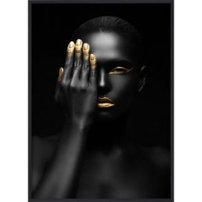Poster 30x40 Goldfinger - Poster 30x40 goldfinger