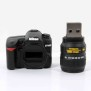 USB-minne Nikon kamera