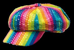 Cap Rainbow -