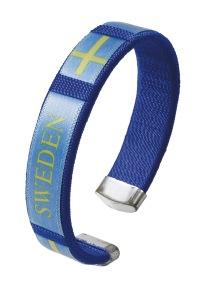 Sverigearmband -