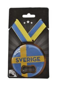 Medalj kapsylöppnare -