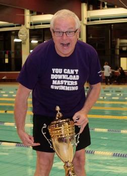 2012 blev vi överlägset bästa klubb på Masters-SM i Kristianstad