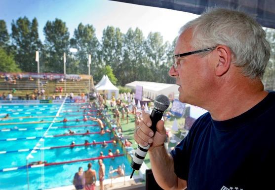 Speaker på SM nr 49 - i Malmö.