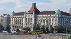 Gellert Hotel och bad är ett måste i Budapest.