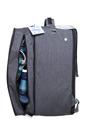 Smartpack Väska grå melange