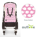 Outlook dyna - Rosa elefant