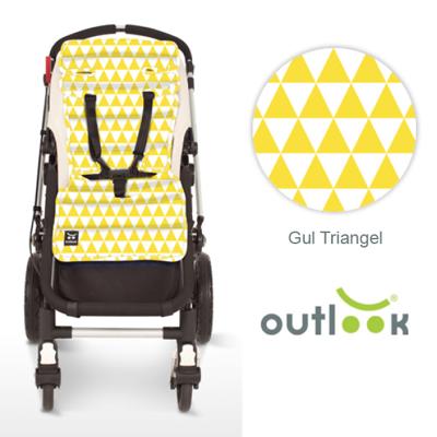 Outlook dyna - Gul triangel