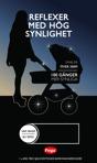 Pogu barnvagnsreflex