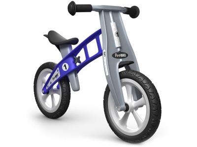 Firstbike Basic balanscykel - FirstBike Basic blå