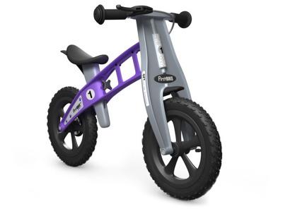 Firstbike Cross balanscykel - FirstBike Cross lila