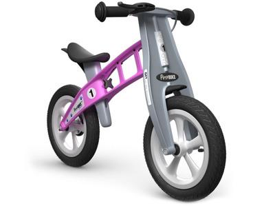 FirstBIKE Street balanscykel - FrstBike Street rosa