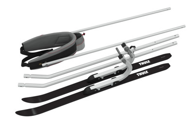 Thule Chariot Cross-Country Skiing Kit - Thule Chariot Cross-Country Skiing Kit