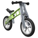 FirstBIKE Street balanscykel - Firstbike Street grön