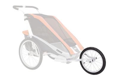 Thule Jogging Kit -  Cougar, Cheetah - Jogging kit dubbelvagn