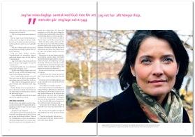 Läs gärna intervjun med Agneta, om hennes andliga resa och bokskrivandet.
