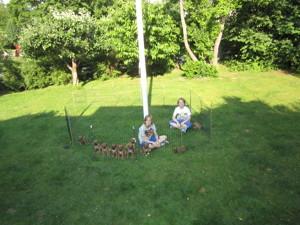 Med Carl & Eric 7 Juli