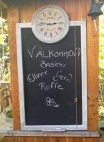Välkommen - Valpträff i Röksta/Norrtälje 12:e Oktober -13
