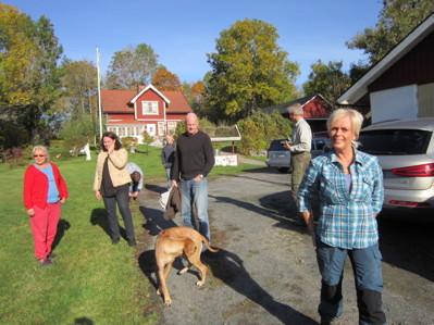 Barbara, Susanne, Joakim, Rolf & Gerd