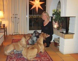 Dinnie,Diva, Candy & Ellinor 7 Dec.-13
